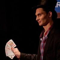 Un grand spectacle de magie organisé par Alexandre Laigneau pour le Téléthon s'est tenu à Ballainvilliers