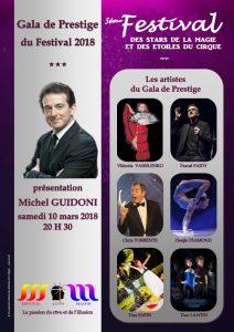5├иme Festival des Stars de la Magie et des Etoiles du Cirque 2018 - Membres de M.A.M. et Magiciens non membres Page 9