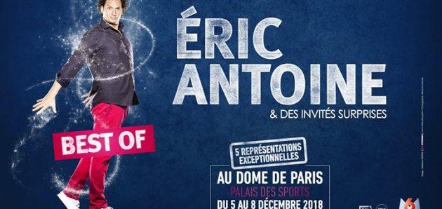 ERIC ANTOINE – BEST OF