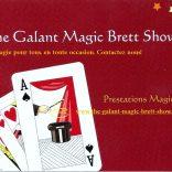 «».  THE GALANT MAGIC BRETT SHOW»»